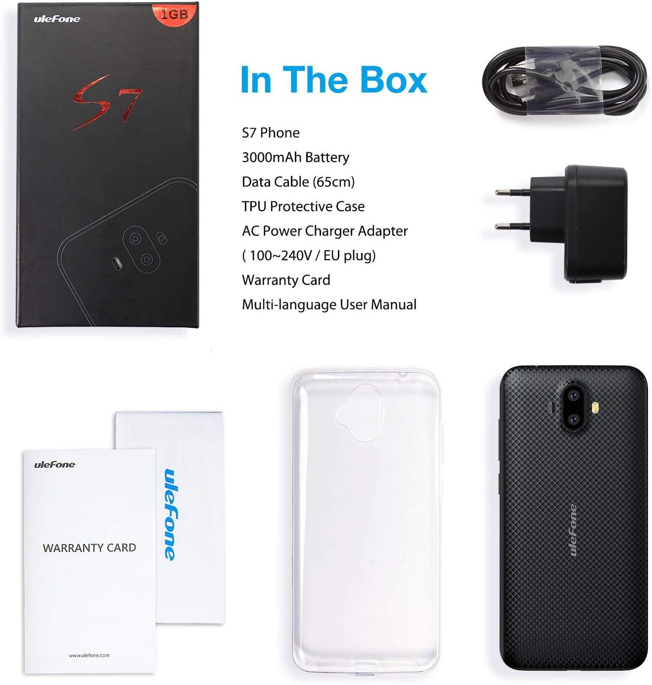 Ulefone S7 (1 + 8): Amazon.es: Electrónica