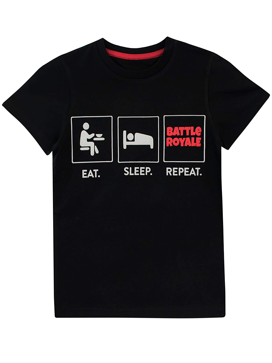 Battle Royale Camiseta para niño Gaming