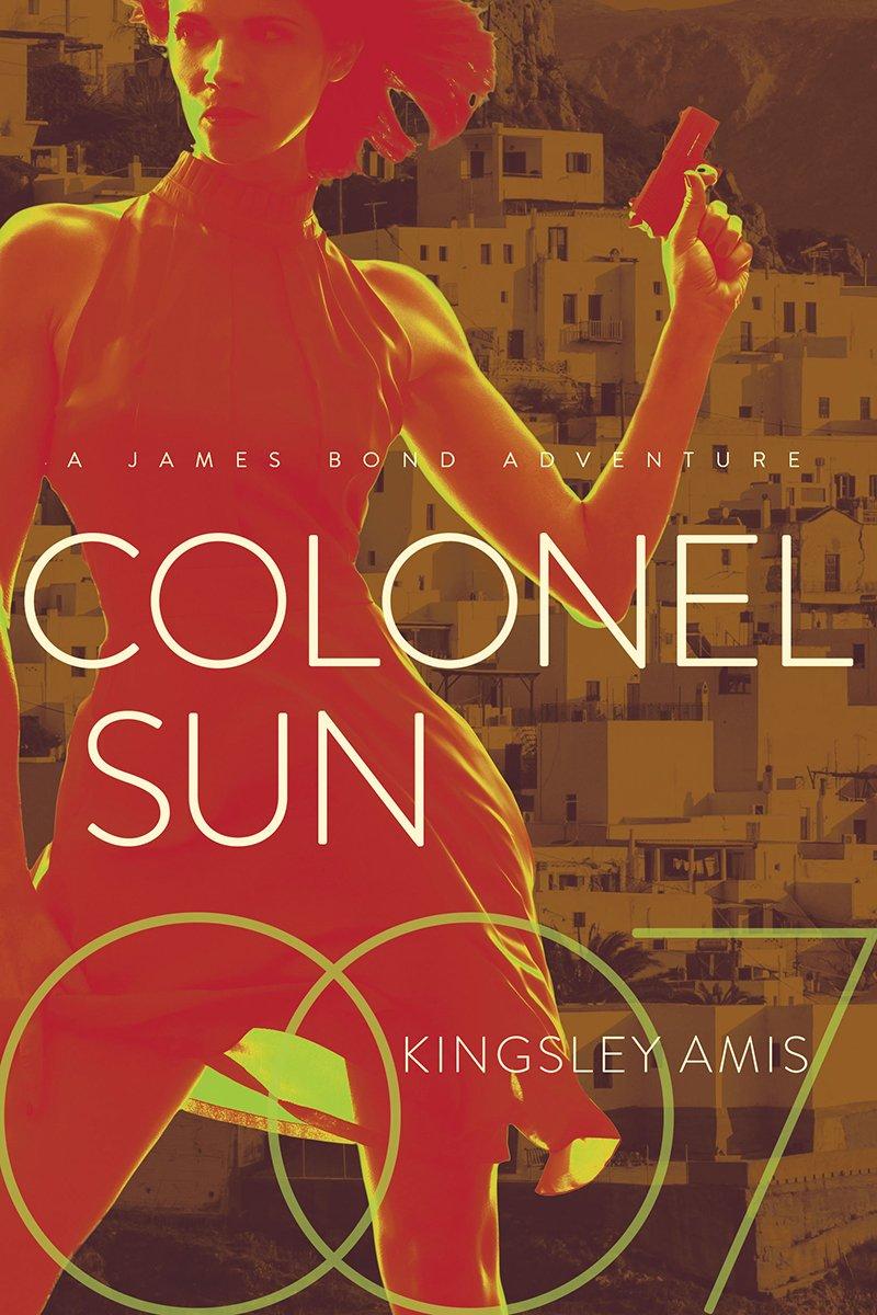 Read Online Colonel Sun: A James Bond Adventure pdf