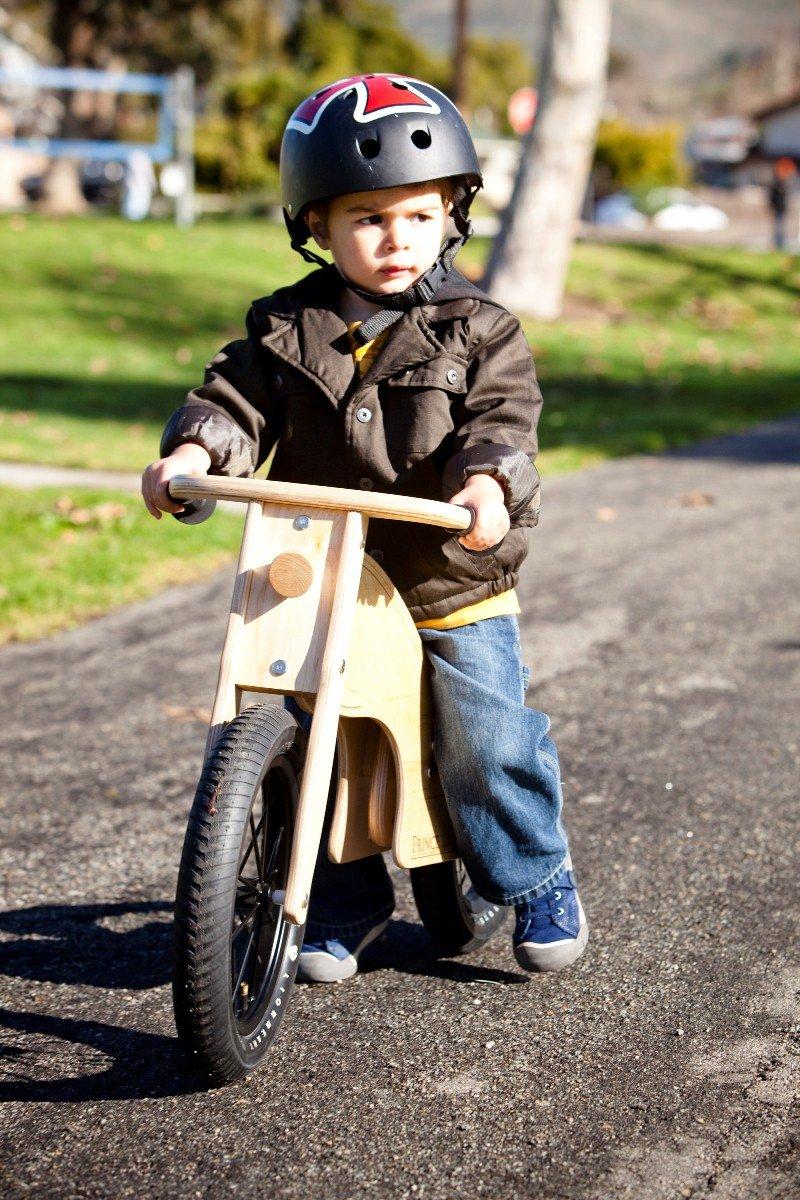 Prince Lionheart Chop Balance Bike, Natural by Prince Lionheart (Image #7)