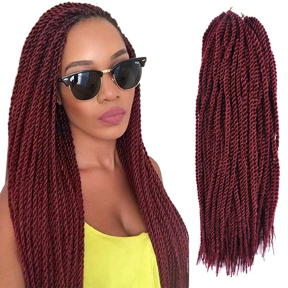 Amazon Com Senegalese Twist Crochet Braids Hair Styles
