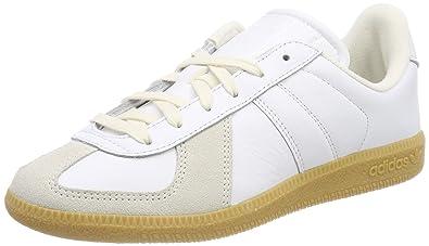 timeless design d2d1a a752f adidas BW Army Chaussures de Fitness Mixte Enfant, Blanc FtwblaBlatiz 000,  37