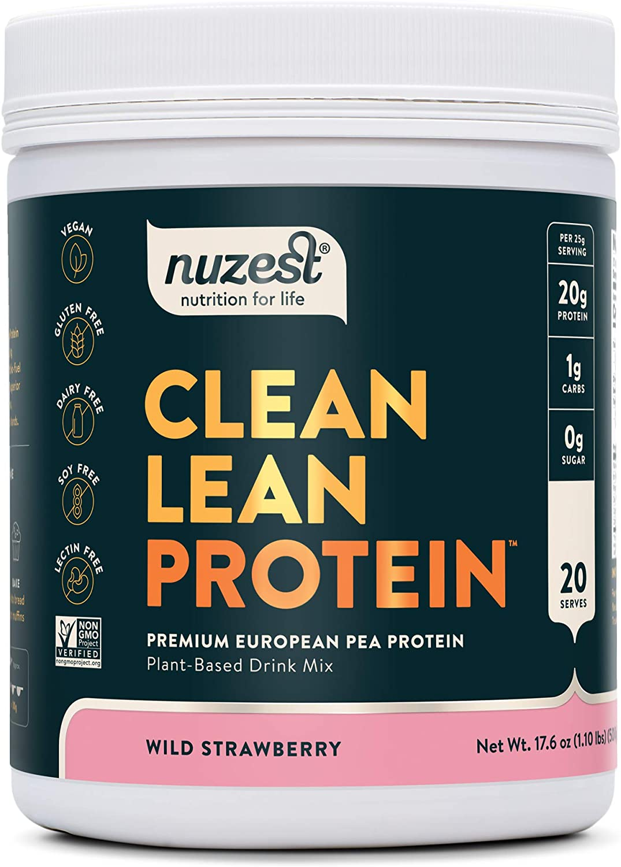Clean Lean Protein de Nuzest