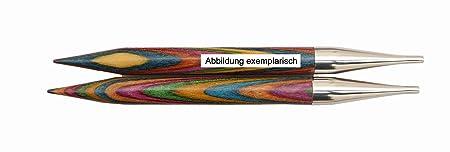 KnitPro Split Ring Stitch Markers-Confezione da 30 per lavori a maglia e uncinetto