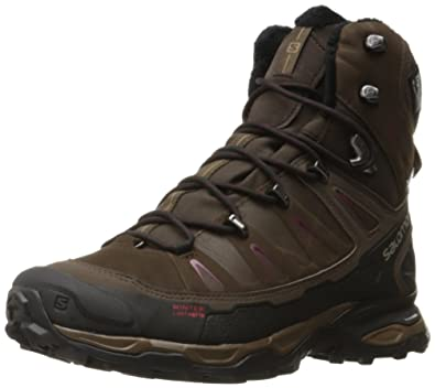 watch 52331 c3956 Salomon Women's X Ultra Winter CS Waterproof W Snow Boot