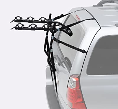 Hollywood Racks Express Trunk Mounted Bike Rack review
