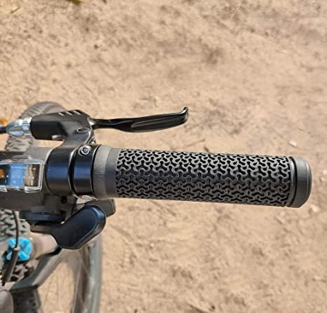 Details about  /1 Pair Bike Bicycle MTB Handle Bar Grips Handlebar Cover Cycle Hand Handle New
