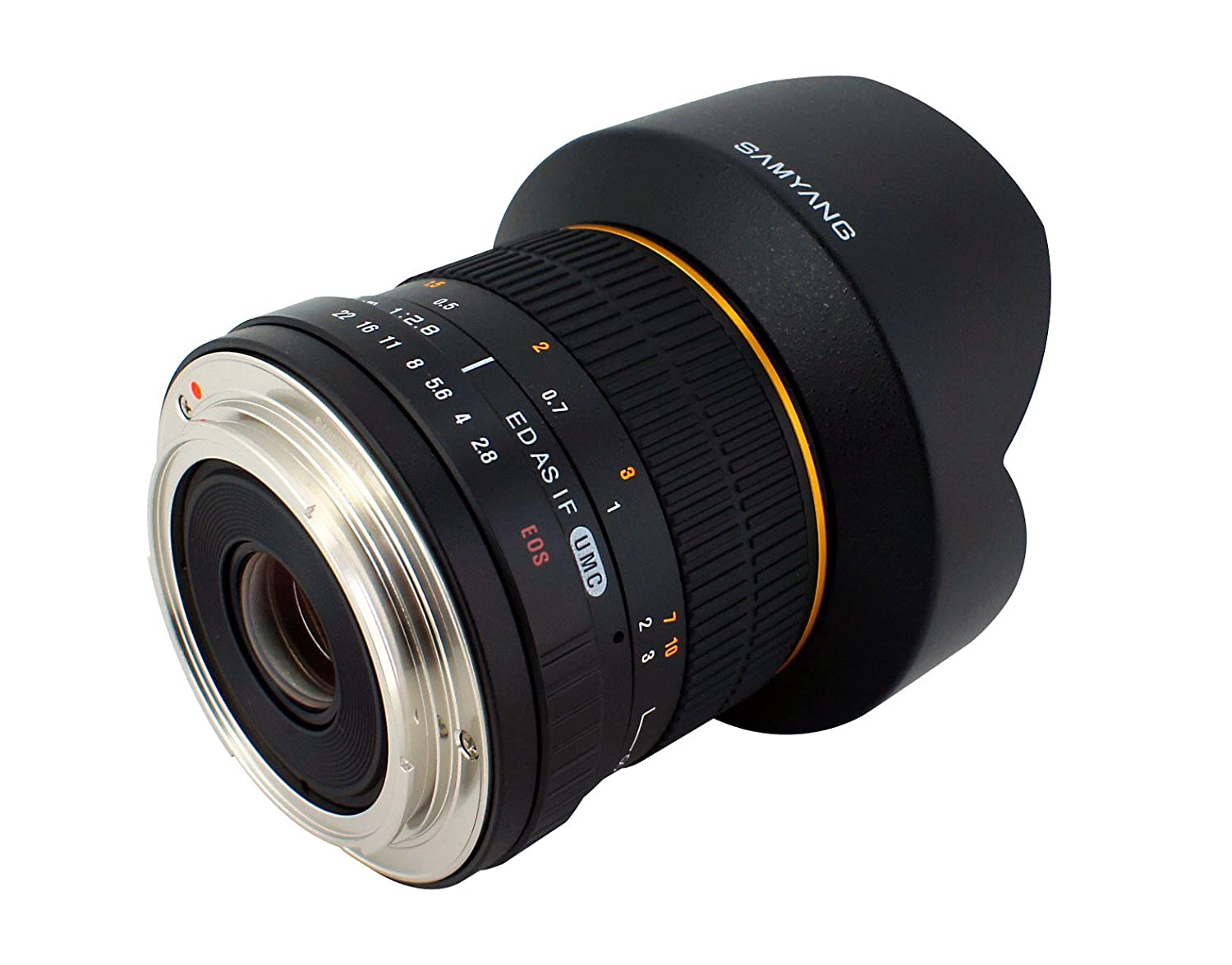 Samyang SY14M-C 14mm F2.8 Ultra Wide Fixed Angle Lens for Canon