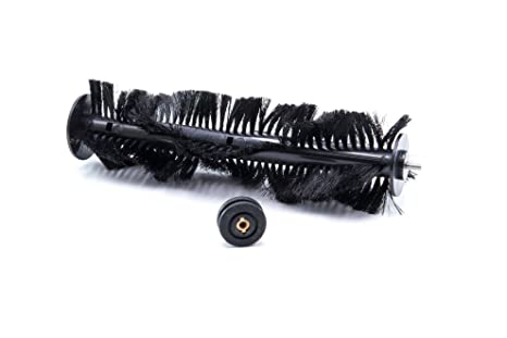 vhbw Cepillo de cerdas para aspiradora robot aspiradora, limpiador multiusos H.Koenig SWR22,