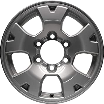 Amazon Com Partsynergy Replacement For New Aluminum Alloy Wheel Rim 16 Inch Fits 05 15 Toyota Tacoma 5 Spokes 6 139 7mm Automotive