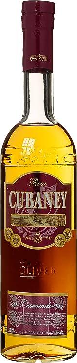 Cubaney Cubaney Elixir De Ron Caramelo 30% Vol. 0,7L ...