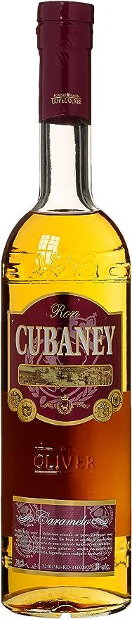 Cubaney Cubaney Elixir De Ron Caramelo 30% Vol. 0,7L - 700 ml ...