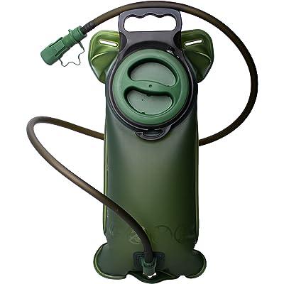 StillCool 2L Bolsa de Vejiga de Hidratación BPA Gratis Agua de Deportes Vejiga Bolsa Hidratación para Escalada Senderismo Ciclismo