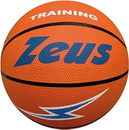Zeus Basket Gomma Balon De Baloncesto (7): Amazon.es: Deportes y ...