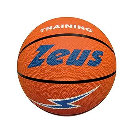 Zeus Basket Gomma Balon De Baloncesto: Amazon.es: Deportes y aire ...