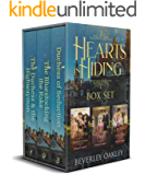 Hearts in Hiding Box Set: The Duchess and the Highwayman, The Bluestocking and the Rake, Duchess of Seduction