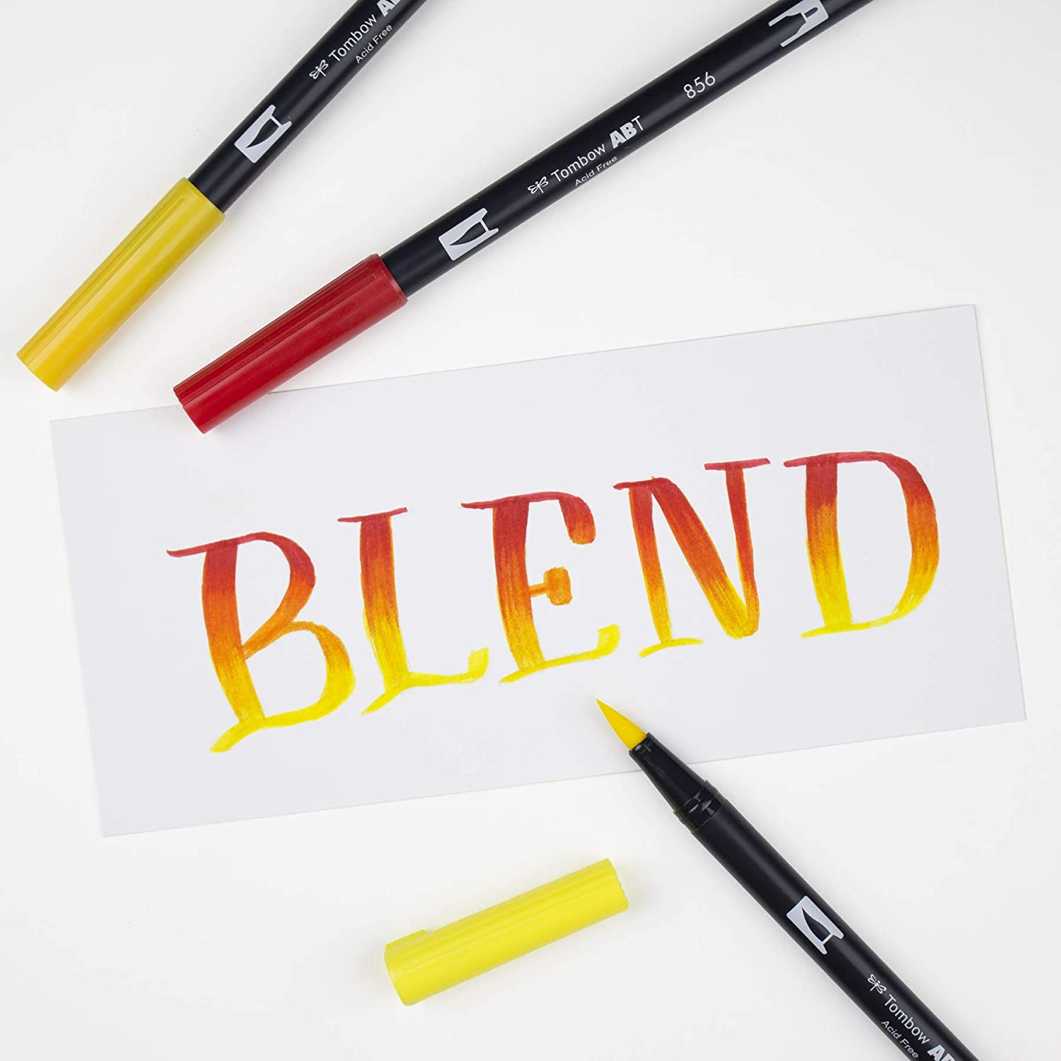 Amazon Tombow Blending Kit Includes Blending Palette Colorless Blender Spray Mister and Blending Guide fice Products