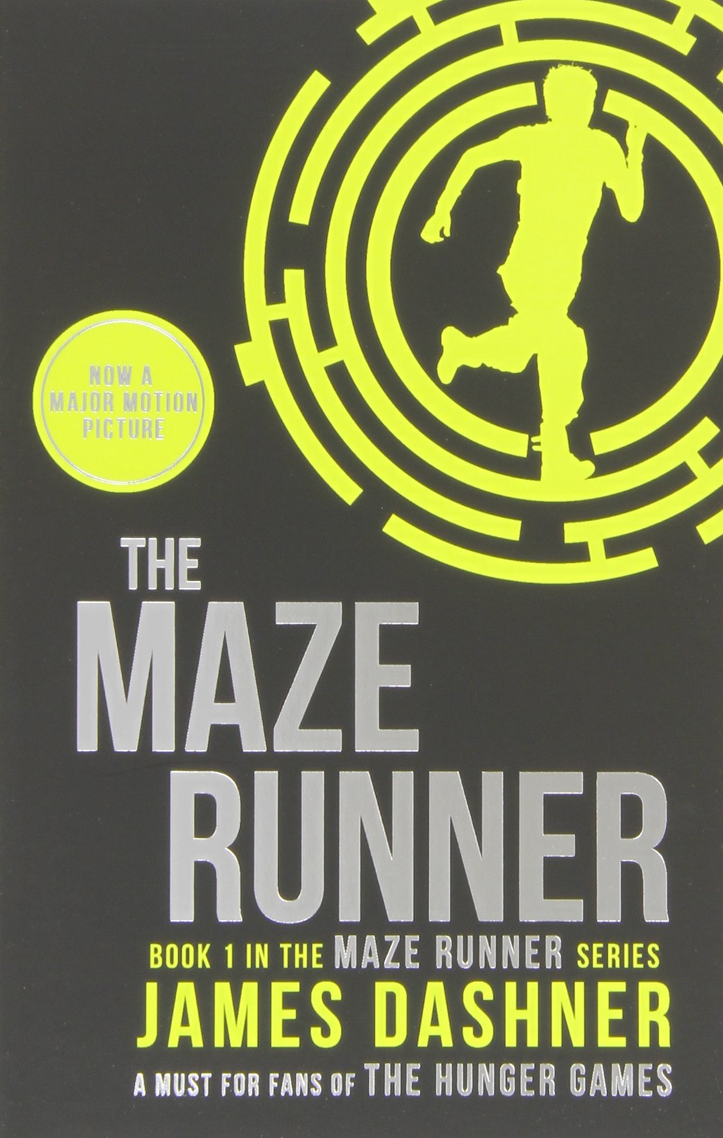 The Maze Runner Book