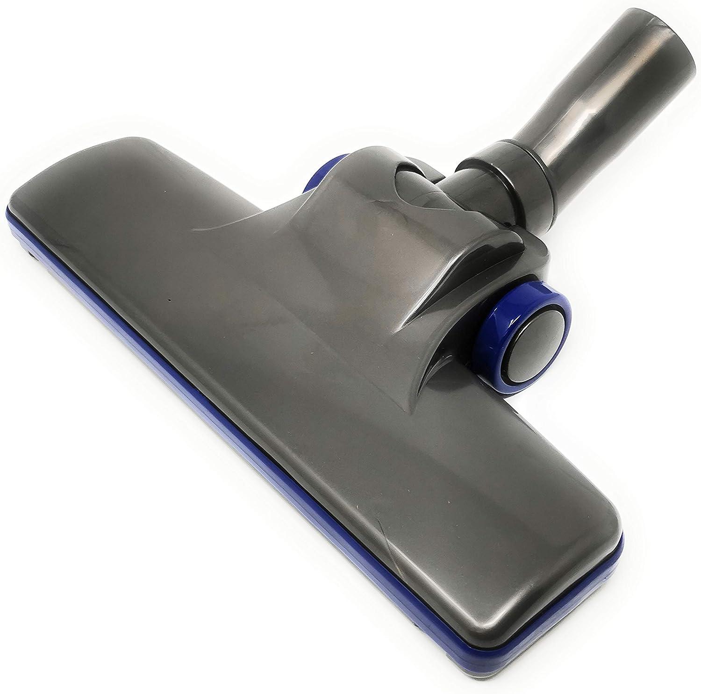 Boquilla para suelo, cepillo compacto con tiras deslizantes y protección de bordes para aspiradora con conector de 32 mm: Amazon.es: Hogar