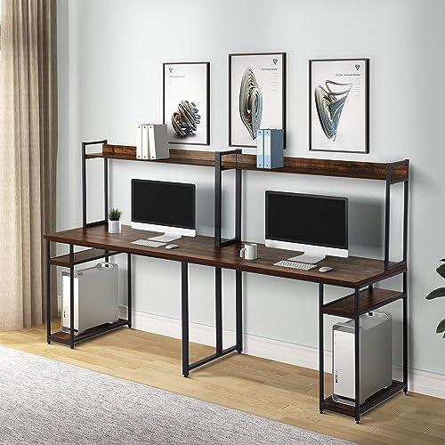 Cheap 94.5 inch Double Computer Desk home office desk for sale