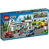 LEGO City Town - Estación de servicio (6137137)