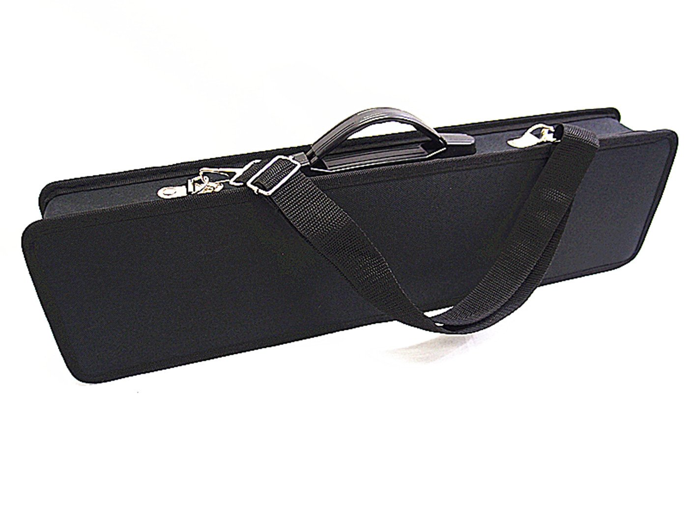 Woodnote Brand - Black Piano Style 37 Key Melodica and & Deluxe Carrying Case