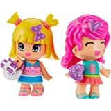 Famosa 700012735 Valigetta Personaggi Pinypon Shopping Friends