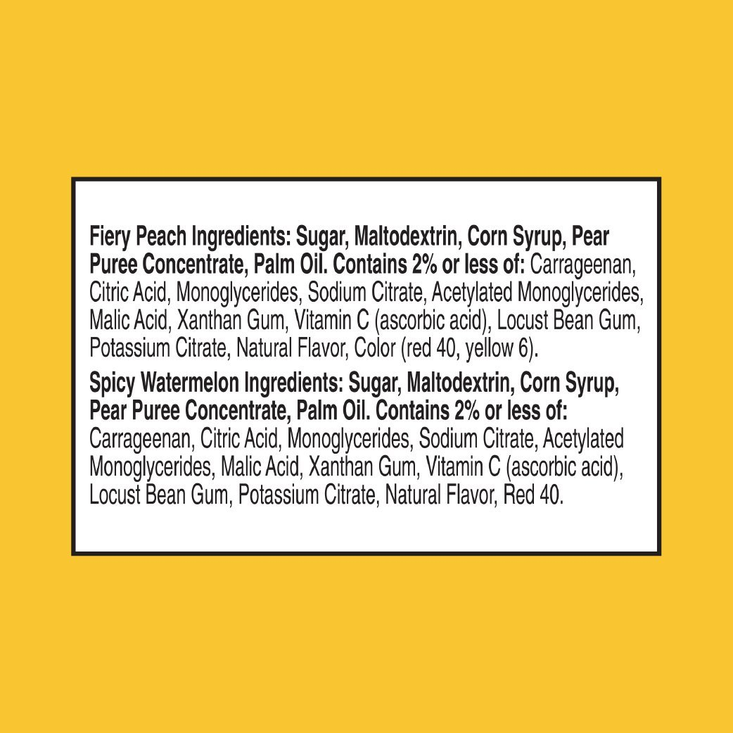 Fruit by the Foot Flavored Snacks Sweet and Fiery, 4.5 Ounce (Pack of 12) by Fruit by the Foot (Image #3)