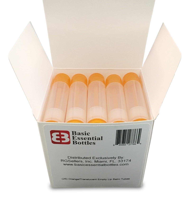 Amazon.com: Nuevos 25 5,5 ml (3/16oz) Bálsamo de Labios ...