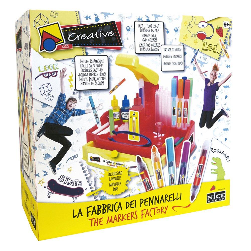 Nice 47000 - Creative Kids -La Fabbrica dei Pennarelli 50493