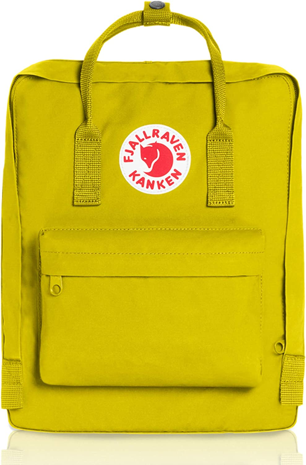 Fjallraven Kanken Classic Mens Backpack Green