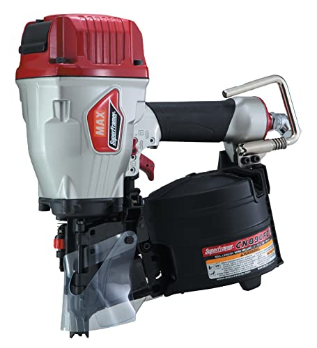 Max CN890F2 Superframer Framing Coil Nailer