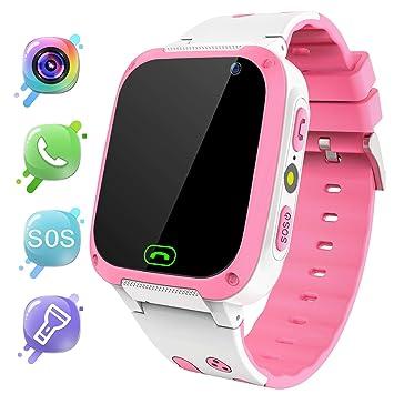 MeritSoar Tech Smartwatch para Niños: Amazon.es: Electrónica