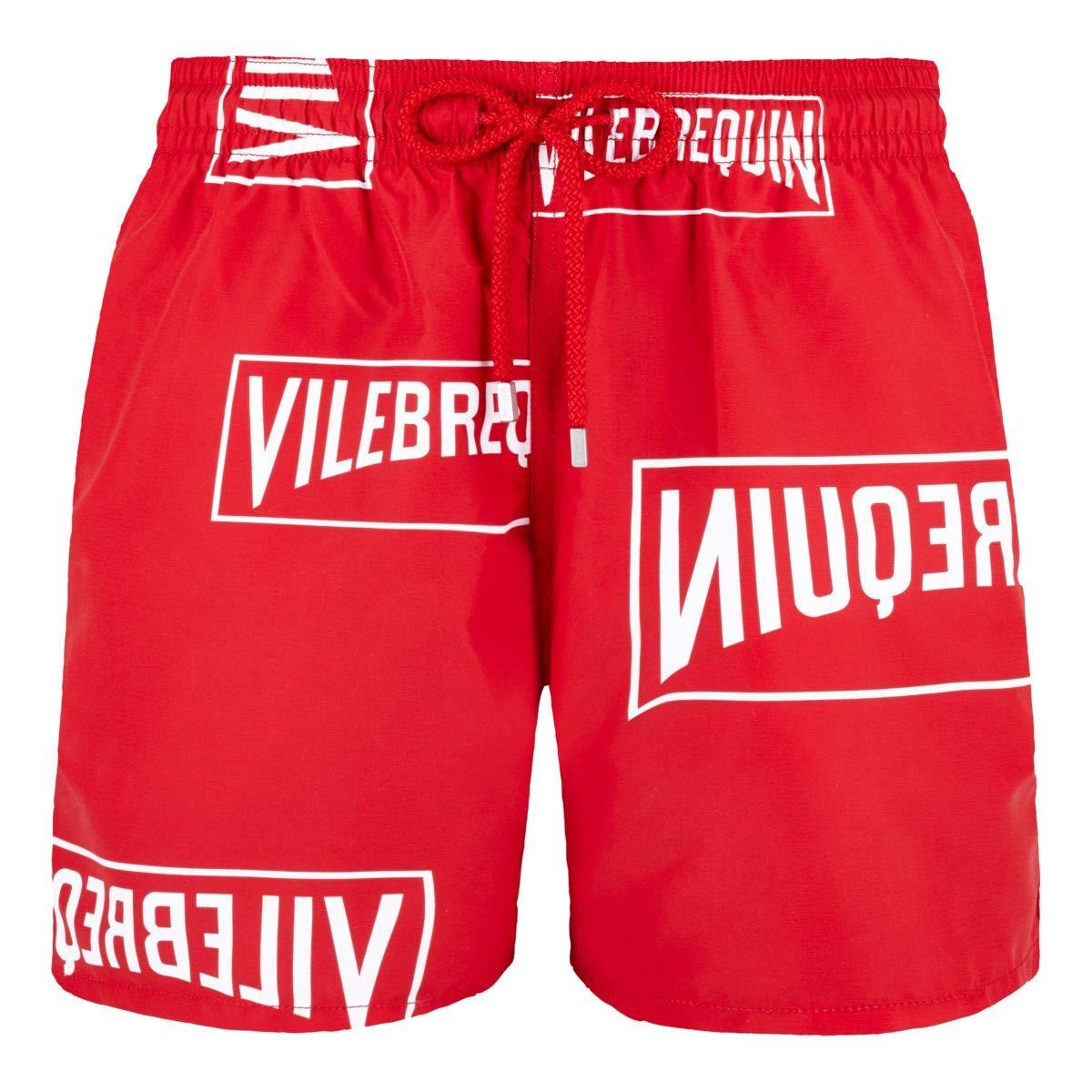 Vilebrequin - Costume da Bagno Uomo x (Red)