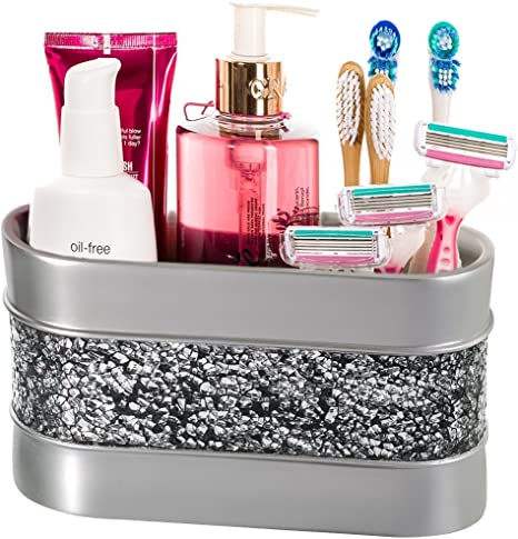 Cute girly bathroom accessoryto hold your makeupbrushes!