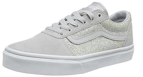 Vans Sneaker Bambina Ward it Suede Scarpe Borse E Amazon a6a1qOwx
