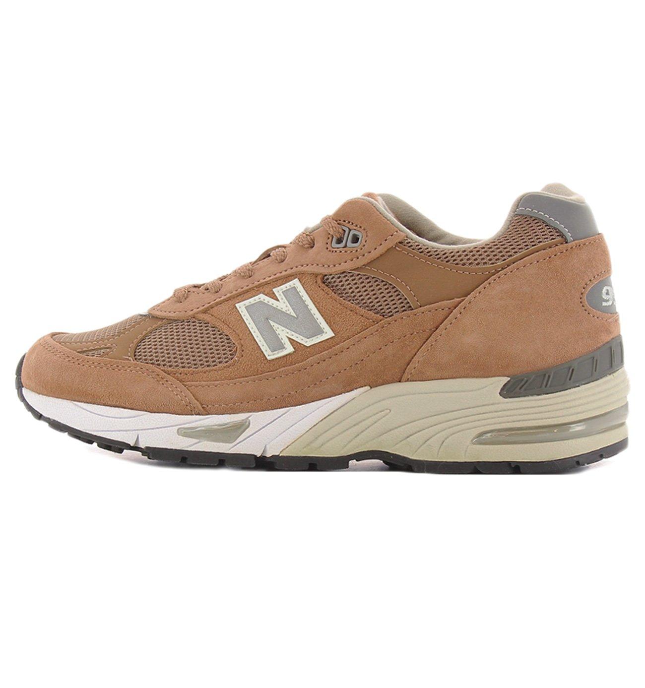 New Balance M991SMG Sneaker Hombre 41.5 EU|sabbia Venta de calzado deportivo de moda en línea