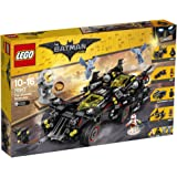 LEGO PT IP 2017 - Batman Movie Batmóvil mejorado (70917)