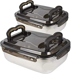 Kimchi Storage Container with Lids (5.5l+10l)