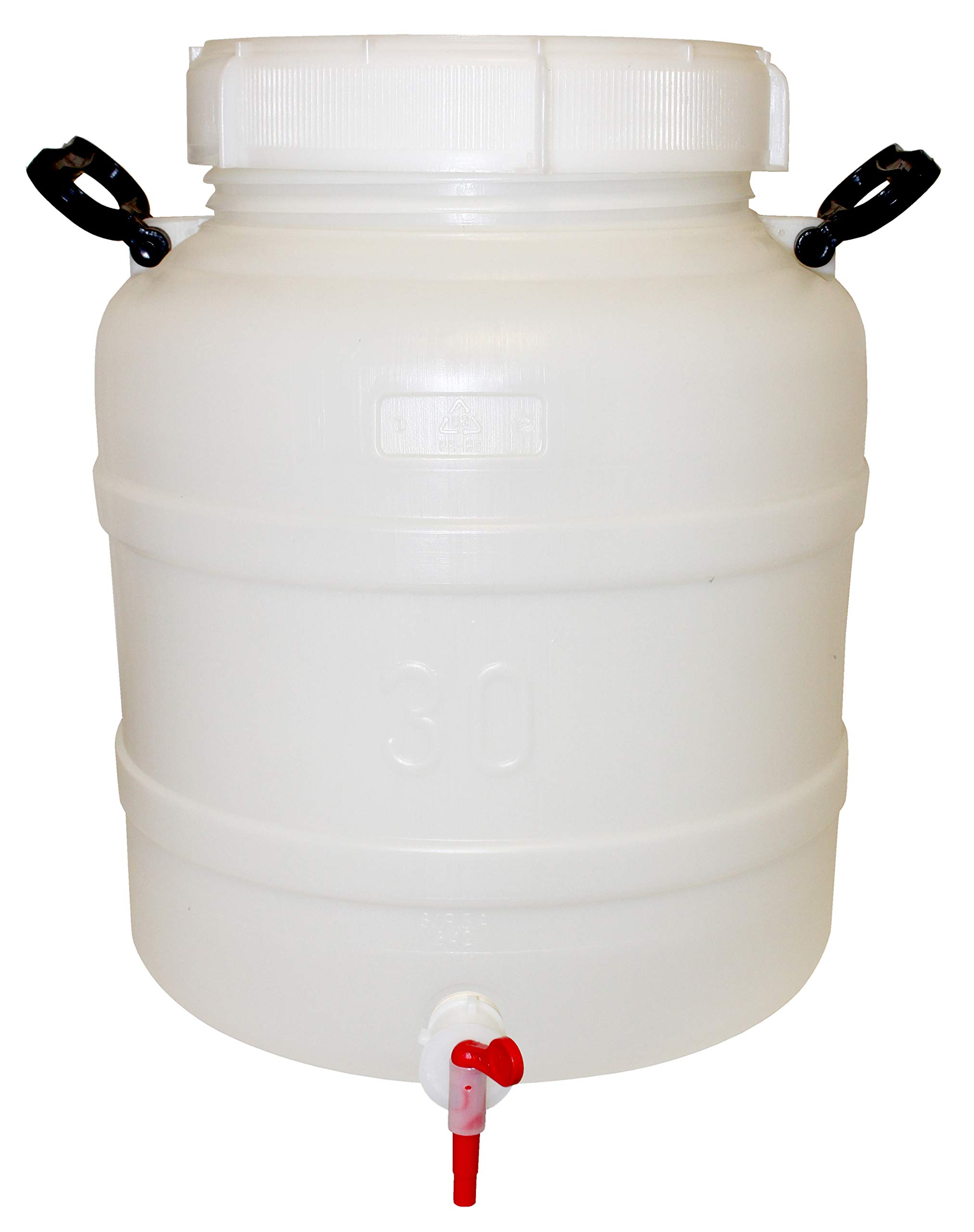 Home Brew Ohio Jungle Juice Party Container/Dispenser Portable 30 Liter (7.9 Gallons) With Spigot