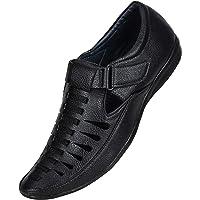 Emosis Men's Outdoor Formal Casual Ethnic Loafer Slip-On Sandal Shoe