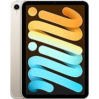 2021 Apple iPad Mini (Wi-Fi + Cellular, 256GB) - Starlight (6th Generation)