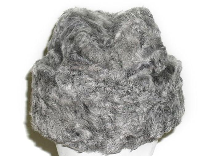 7b853c799e3 FursNewYork Light Grey Persian Lamb Ambassador Hat  Amazon.ca ...