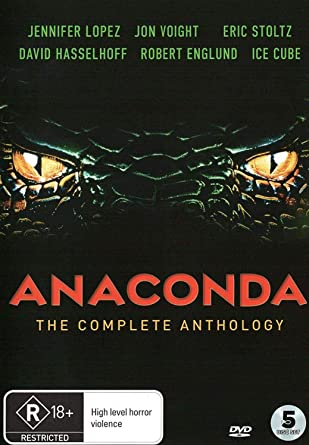 Anaconda directed by Luis Llosa