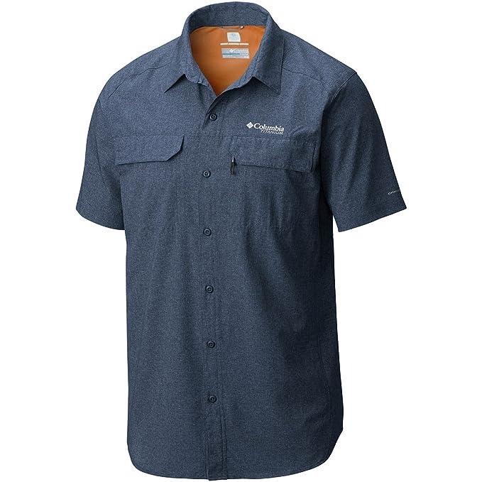 Columbia Irico Sho, Camisa Manga Corta Para Hombre: Amazon.es ...