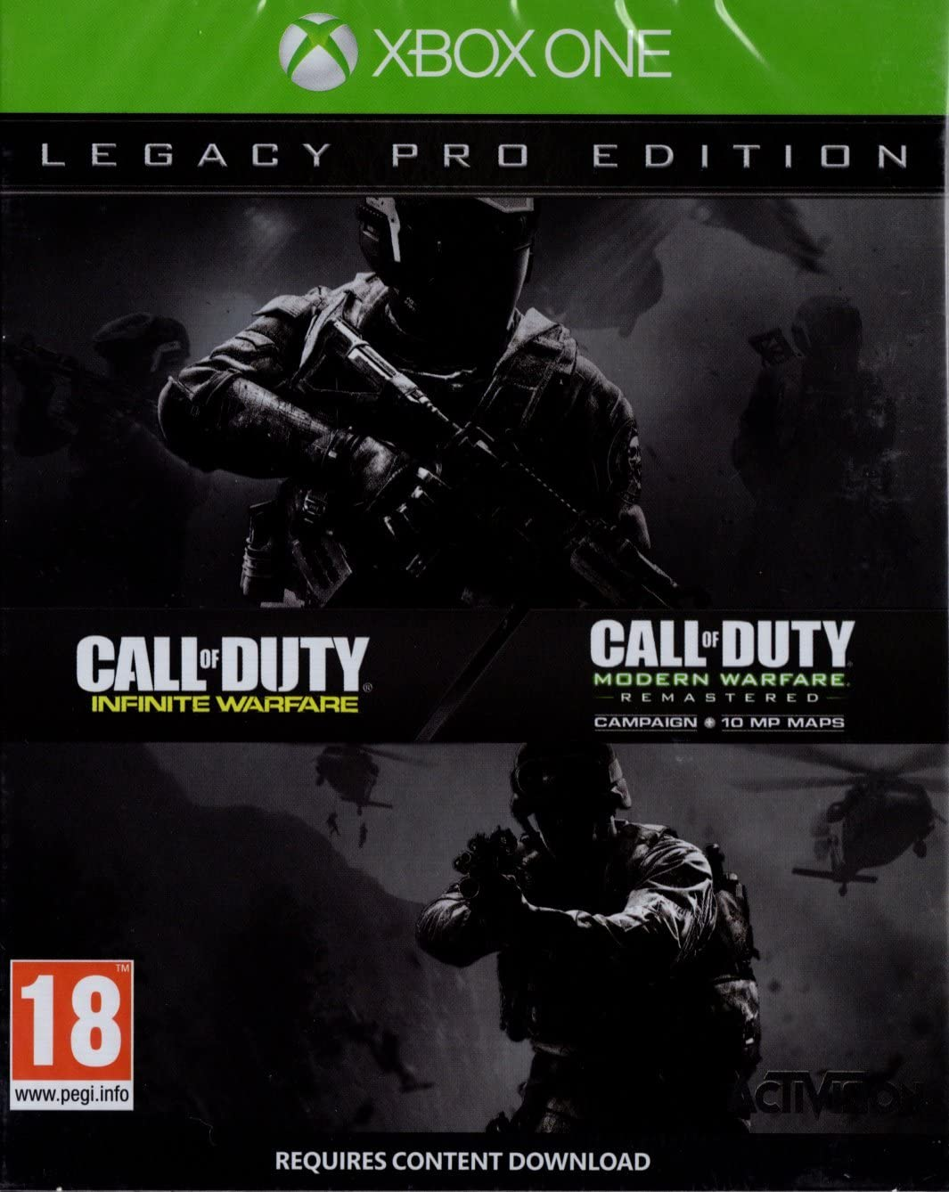 Xbox One Call of Duty: Infinite Warfare Legacy Pro Edition incl ...