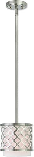 Livex Lighting 41101-91 Mini Pendant