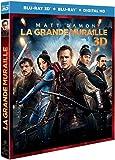 La Grande Muraille [Combo Blu-ray 3D + Blu-ray 2D + Digital HD]