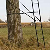 Adjustable Ladder Support Hunting Tree Stand