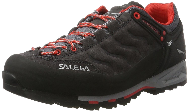 Salewa Ms Mtn Trainer, Zapatillas de Senderismo para Hombre 43 EU|Gris/Rojo (Magnet/Papavero 0673)